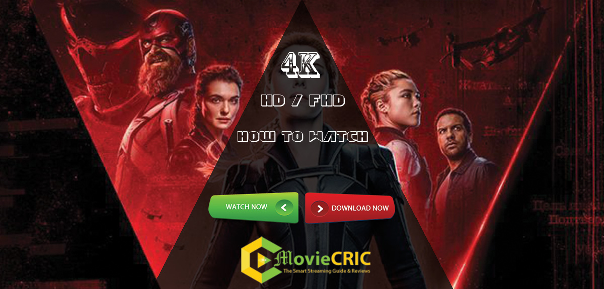 Black Widow Movie 2021: Showtimes Near Me or Stream Free at HOME