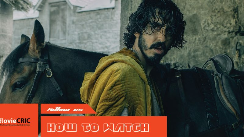 How to watch The Green Knight Movie