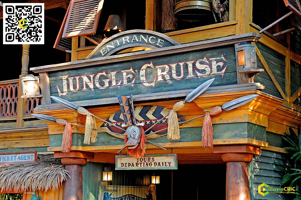 Watch Jungle Cruise full movie
