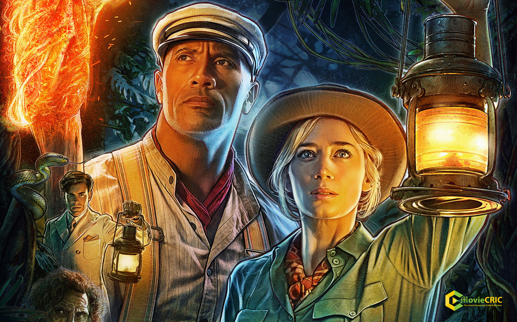 Jungle Cruise FULL movie: How to watch Jungle Cruise Online and on TV for free?