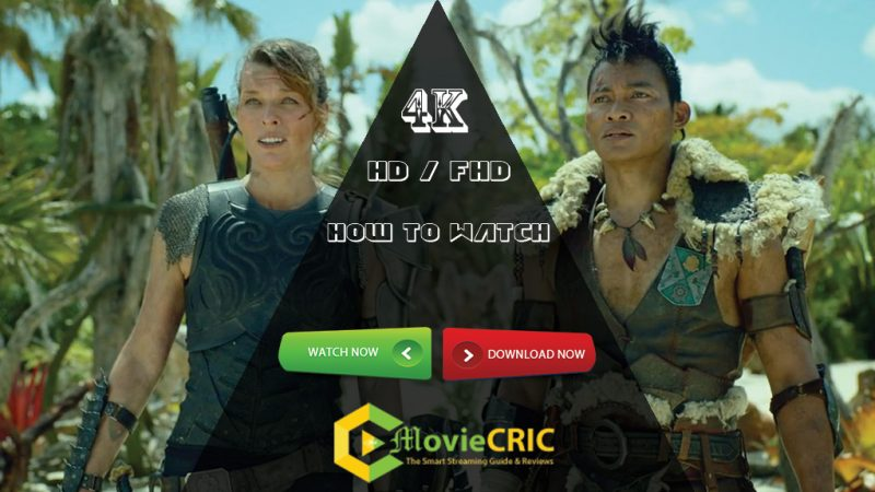 How to Watch Monster Hunter full movie