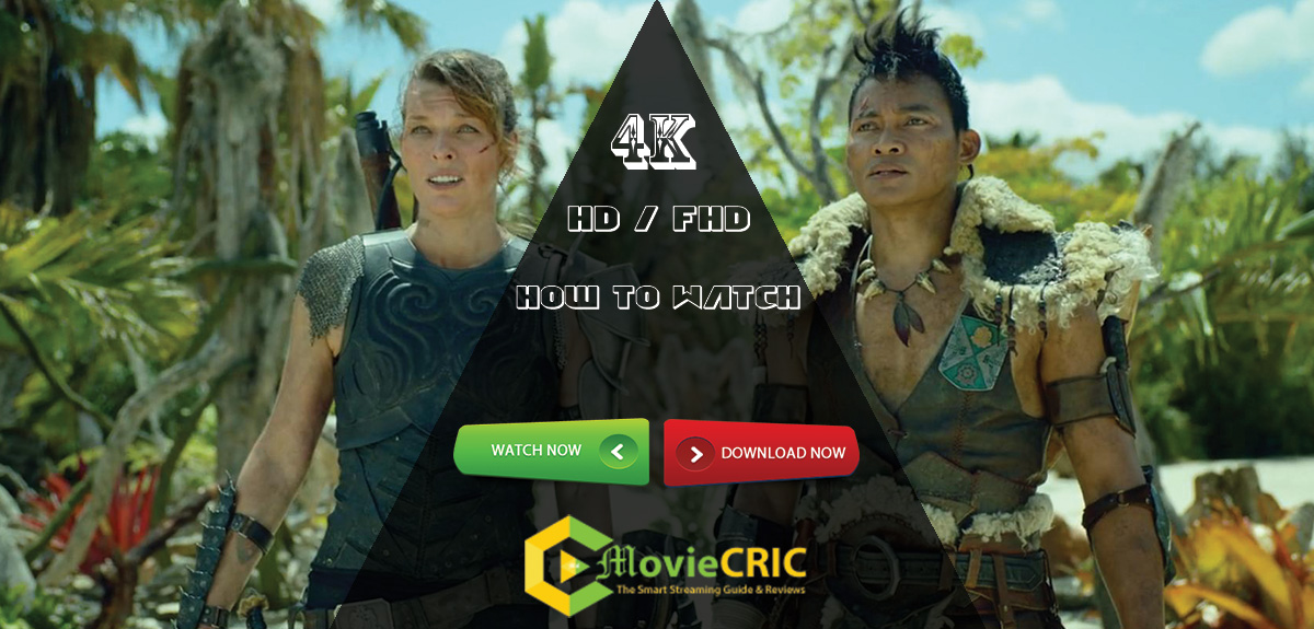 Monster Hunter Full Movie 'How to watch Online' on TV for Free 2021