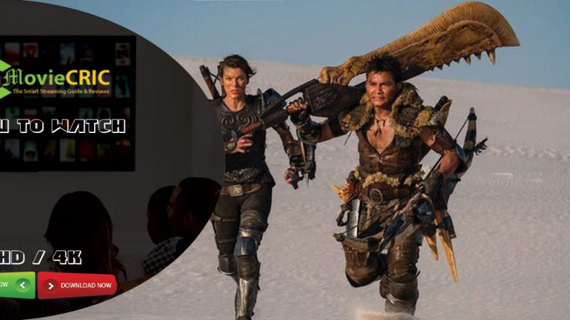 how to watch Monster Hunter online