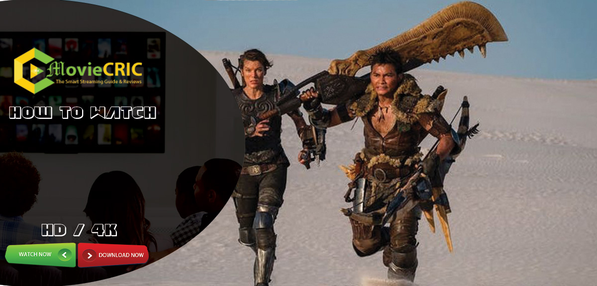 Where to Watch Monster Hunter Online: When Will Milla Jovovich Be Streaming For Free 2021