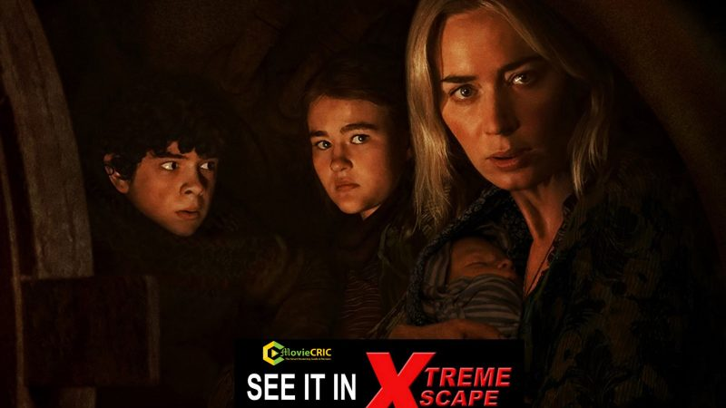 Watch A Quiet Place Part II full movie