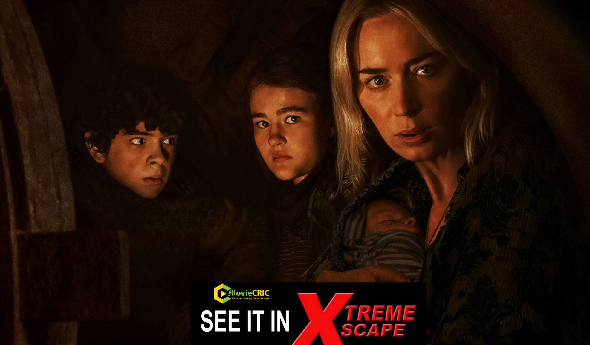 How to watch A Quiet Place Part II full movie at Home on TV?