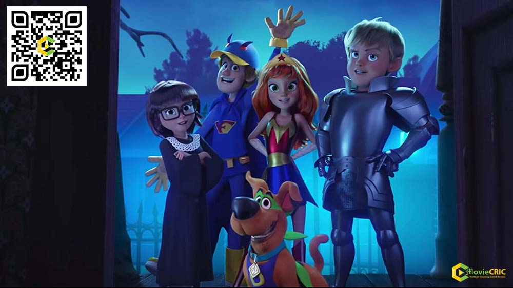 Watch Scooby Full Movie