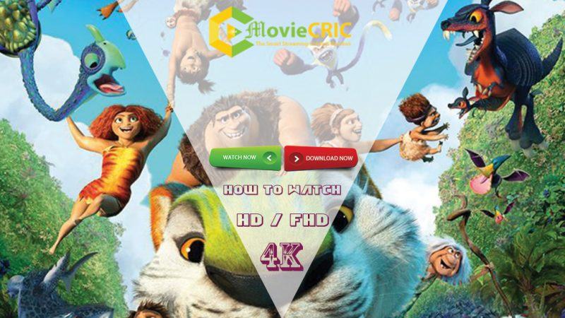 where is The Croods 2 movie streaming