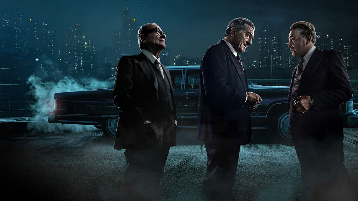 The Irishman FULL movie: How to watch The Irishman Online and on TV for free?