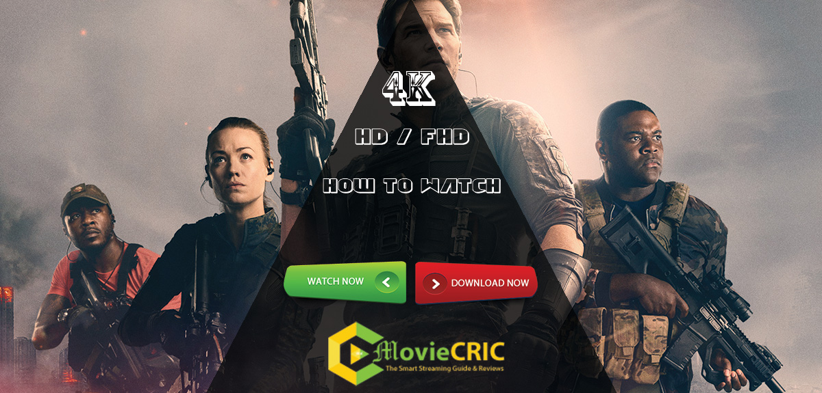 The Tomorrow War Full Movie 'How to watch Online' on TV for Free 2021